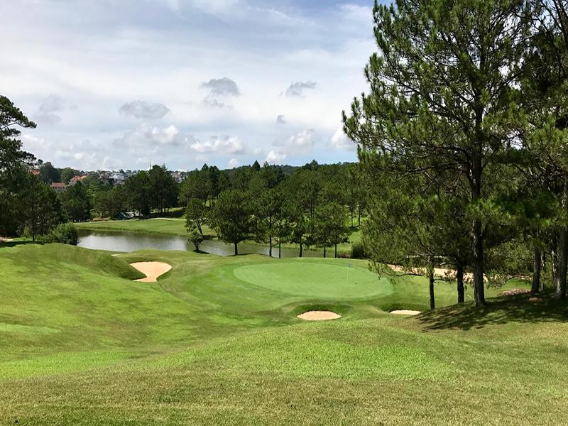 달랏 팰리스 골프텔 사진 19