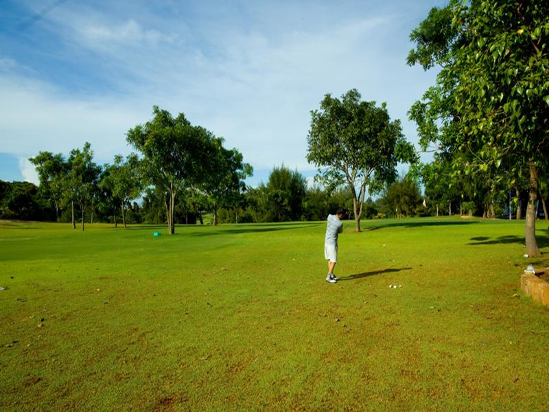 붕따우 파라다이스 골프텔 사진 18